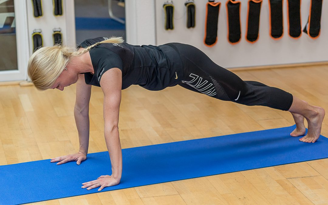 Lehrbrief 13 – 1.4  Übungen Brust- und Rückenmuskeln